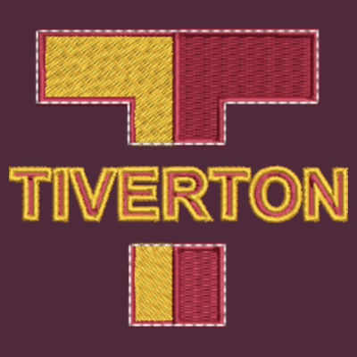TIVERTON - Value Fleece Blanket with Strap Design