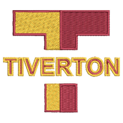 TIVERTON - Youth Jersey Knit Polo  Design