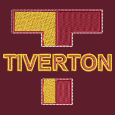 TIVERTON - Rugby Striped Knit Scarf Design