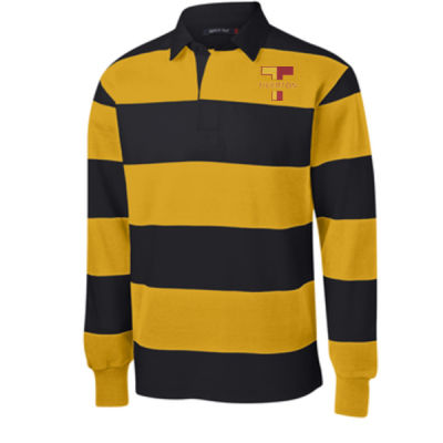 TIVERTON - Long Sleeve Rugby Polo Thumbnail